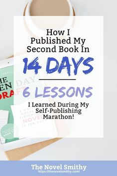 Not only did publishing my second book present entirely new challenges, but it taught me a lot of harsh lessons about my first book as well. These are the lessons I learned publishing my second book in only fourteen days. Writing Advice, Writing Resources, Writing A Book, Grammar Tips, A Writer's Life, Writing Process, Self Publishing, Encouragement, Novels