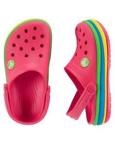 Crocs Crocband Clog | Carters.com #Crocsclogshoes