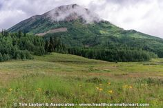 Early Morning in Crested Butte - Rocky Mountains - #mountain #nature #landscape