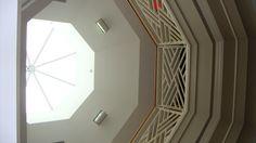 Inside Dauch College of Business & Economics at Ashland University.