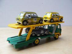 Can Am, Le Mans, Porsche 911, Grand Prix, Automobile, Corgi Toys, Happy New Year, Group, Cars