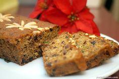 Home-baked Fruitcake