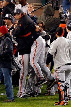 S.F. GIANTS 2012 WORLD SERIES CHAMPIONS