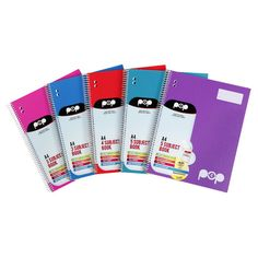 MAKE LIFE POP WITH BLUE NOTE BOOKS & STATIONERY FROM SPIRAX POP!