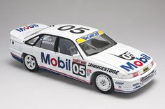 HOLDEN VN COMMODORE SS GROUP A - #05 DRIVERS: BROCK/MIEDECKE - TOOHEYS 1000 (1991) - Biante Model Cars - 1/18 soon to be released