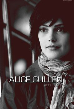 Alice Cullen (Ashley Greene) 'The Twilight Saga' Alice Twilight, Twilight New Moon, Twilight Movie, Twilight Quotes, Alice Cullen, Bella Cullen, Twilight Saga Series, Twilight Cast, Stephanie Meyers