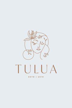 2 Logo, Logo Branding, Branding Design, Packaging Design, Calligraphy Logo, Lettering, Find Logo, Yoga Logo, Floral Logo