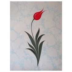 Lale ebru Firdevs Çalkanoğlu eseridir. #lale #ebru #marbling  #sanat #art