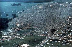 Woodstock Music Festival, Bethel, NY ..... 1969