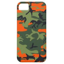 Hunter's Camouflage iPhone 5 Case