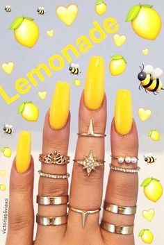 I wouldn't want them that long but I love the yellow