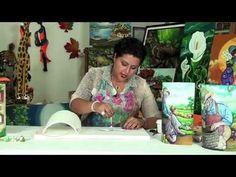 BOTELLA CON PASTA MOLDEABLEcon FRANCINY ESPINOZA - YouTube