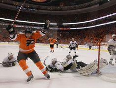 Jakub Voracek - Pittsburgh Penguins v Philadelphia Flyers - Game Four