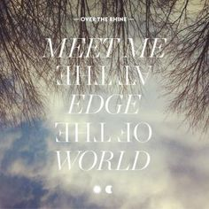 Over The Rhine - Meet Me at the Edge of the World (full official album stream)