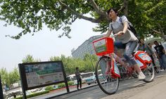 Gearing up: how Taipei's bike-sharing program is transforming citizens' commute | Guardian Sustainable Business | The Guardian - http://www.theguardian.com/sustainable-business/2016/mar/16/taipei-taiwan-bike-sharing-environment-cycline-air-pollution
