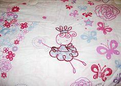 Full Queen Cannon Kids Fairy Princess Castle Comforter Sham Set | eBay