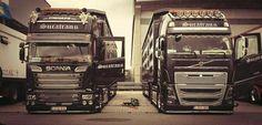 Scania vs Volvo