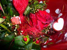 Rosas rojas y aroma de rosas con Ambicar