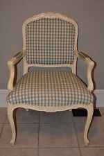 2 New Ethan Allen Country French Wheat Back Dining Side