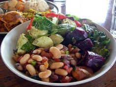 Beer Health Benefits, Eat To Live Diet, High Fiber Foods, Fiber Diet, Vegan Roast, How To Cook Beans, Bean Pot, Healthy Salad Recipes, Roasted Vegetables