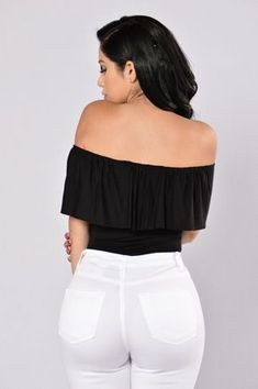 Swans Style is the top online fashion store for women. Shop sexy club dresses, jeans, shoes, bodysuits, skirts and more. Girl Outfits, Cute Outfits, Fashion Outfits, Stylish Outfits, Sexy Jeans, Black Bodysuit, Girls Jeans, Happy Hour, Sexy Women