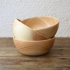 NEW // Japanese Cypress Hinoki Wood Shallow Bowl | UGUiSU Online Store