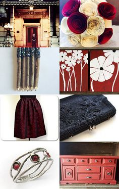 Reddy to Get Glamorous by Nichole Morgan on Etsy--Pinned with TreasuryPin.com