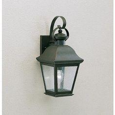 Kichler Mount Vernon Outdoor Wall Lantern KI-9708OZ