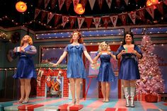 """""""The Winter Wonderettes"""" (2011)  Images copyright Ryan Kurtz and are used with permission by Ensemble Theatre of Cincinnati. Images may not be reproduced or posted without prior written permission."""