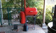 Picture of Reverse Flow Smoker