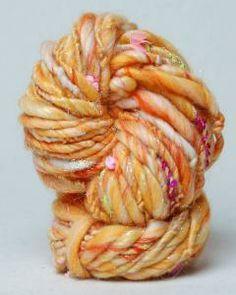Knit Collage Handspun