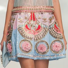Manish Arora S/S 2015 at PFW