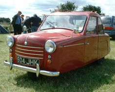 AC Petite Invalid car