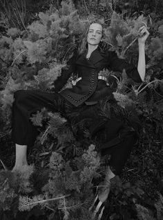 Wildflowers (Crash Magazine) Connor Newall, Crash Magazine, Fashion Editor, Soft Fabrics, Wild Flowers, Editorial, Goth, Stylists, People