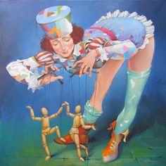 My Beautiful Puppeteer ~ Andrius Kovelinas