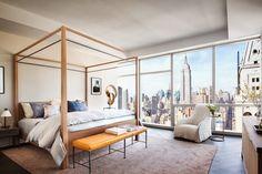 Olá! Que tal o novo apto da Gisele Bundchen em NY? O blog Casabloom nos mostra -> http://www.blogsdecor.com/casabloom/apto-gisele-bundchen-em-nyc/ #giselebundchen #apto #ny #decor #decoracion #decoracao #quarto #couplesroom #couples