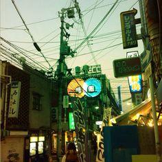 大阪・味園ビル