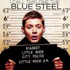 Blue Steel gif