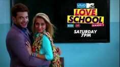 The couples of #LoveSchool2 go back in time with the Love School Time Machine to work out their problems and solve them!   Tune in at 7 PM on Saturday to find out which couple survived the challenge.    You can also watch it anytime, anywhere on Voot: http://mtv.tl/LoveSchool2-Voot   Vivo India Moods Condoms BigBoyToyz Karan Kundra Anusha