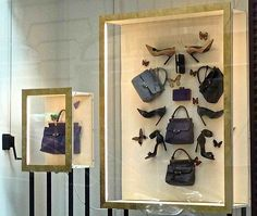 VM choice: Lanvin's perfect symmetry in butterflies - Retail Design World