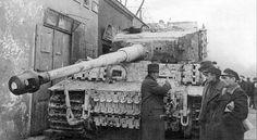 Panzerkampfwagen VI Tiger (8,8 cm L/56) Ausf. E (Sd.Kfz. 181) | Flickr - Photo Sharing! Częstochowa,Polska