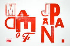 Image result for japanese typography