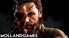 Metal Gear Solid V - The Phantom Pain (PC mod Norman Reedus) - НА ИГРОВО...