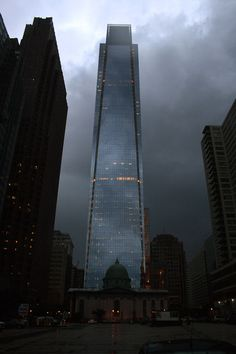 Comcast Center, Philadelphia (297 m)