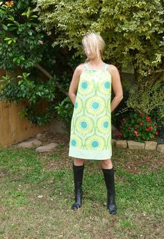 a pillowcase dress? sure! if you're in kindergarten!!agreed... you dont need to make everything wearable.