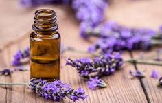 Lavender http://www.rodalesorganiclife.com/wellbeing/5-essential-oils-you-should-always-have-in-your-medicine-cabinet/slide/1