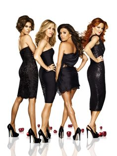 Desperate Housewives. Every Sunday for 8 years of my life, Wisteria Lane was the place to be.