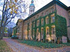 Princeton University & the town of Princeton, New Jersey