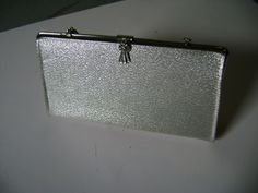 9 Bridesmaid Clutches, Vintage Silver, Handbags, Retro, Ebay, Totes, Purse, Hand Bags, Women's Handbags