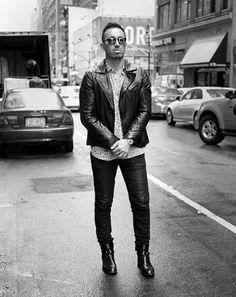 Designer Rob Garcia. En Noir.